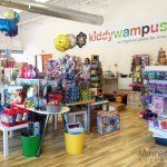 Leave the Mess at Kiddywampus (+ Art Studio Giveaway)