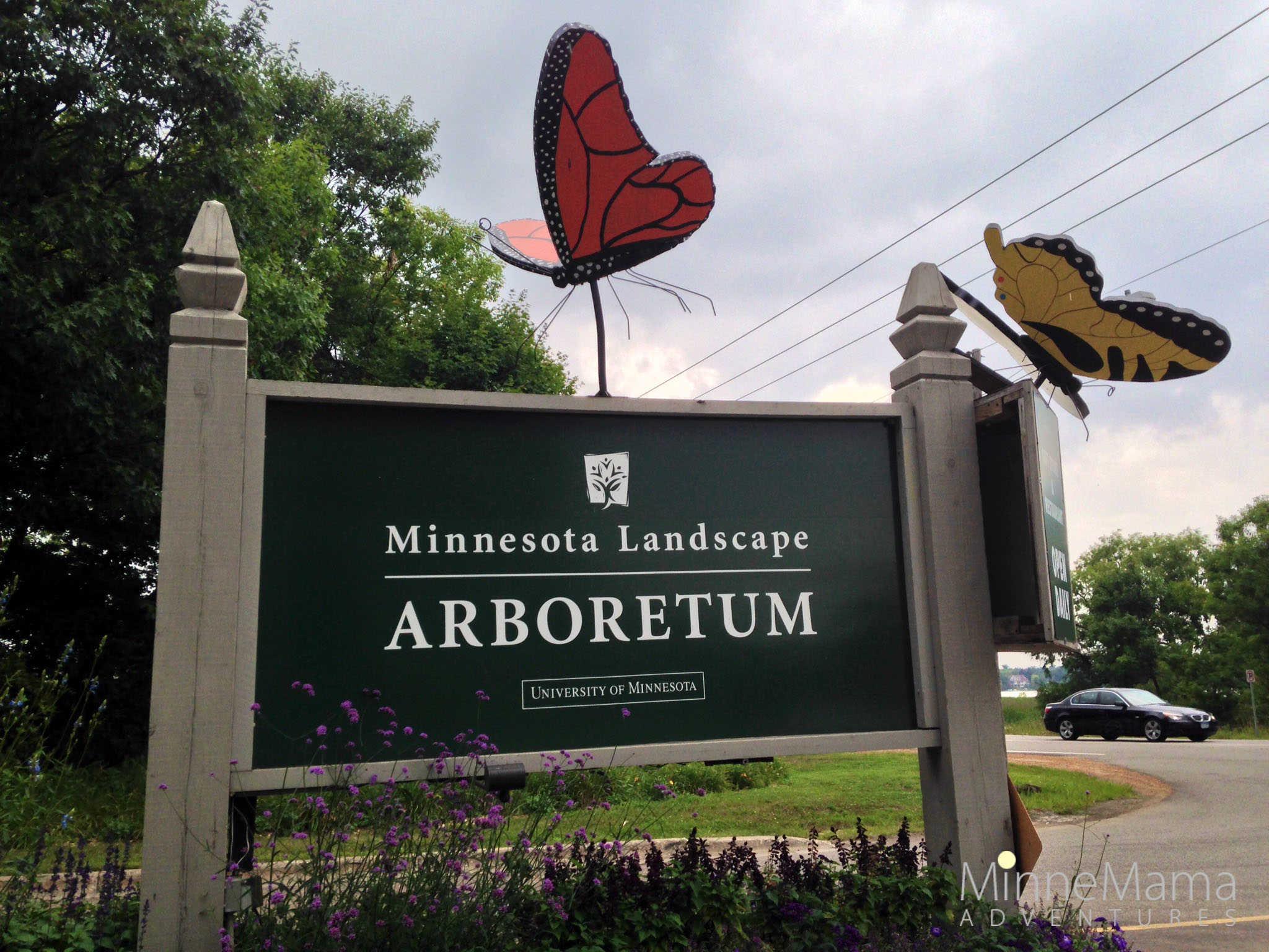 Minnesota Landscape Arboretum For Kids
