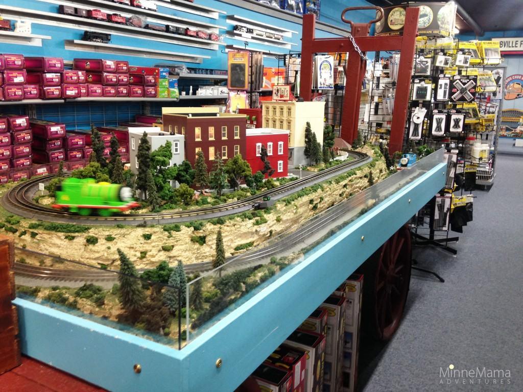 Choo Choo Bob S Train Store All Aboard Tiny Engineers