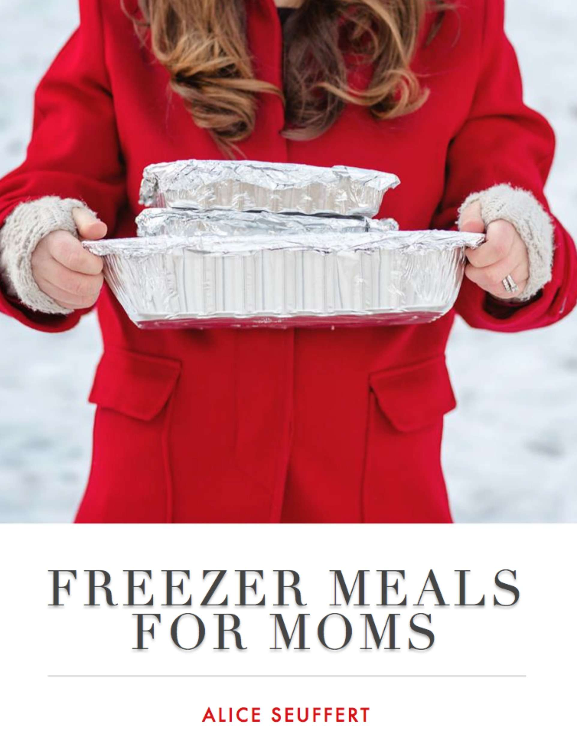 Frozen Meals for Moms