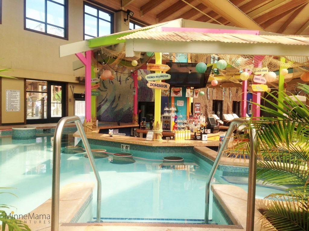 Wisconsin Dells  Enjoying The Wilderness Resort