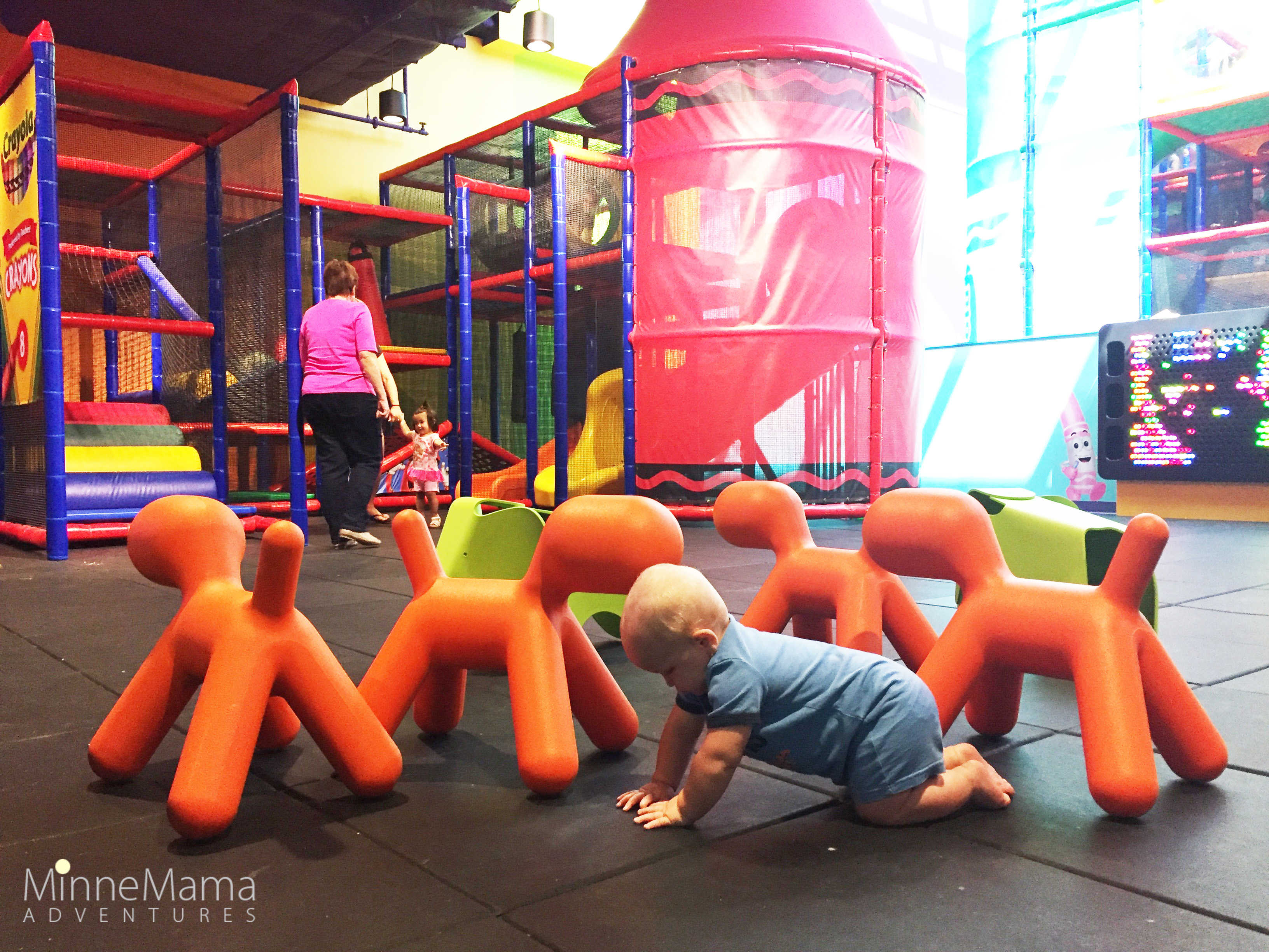 Crayola Experience Mall of America Review - MinneMama Adventures