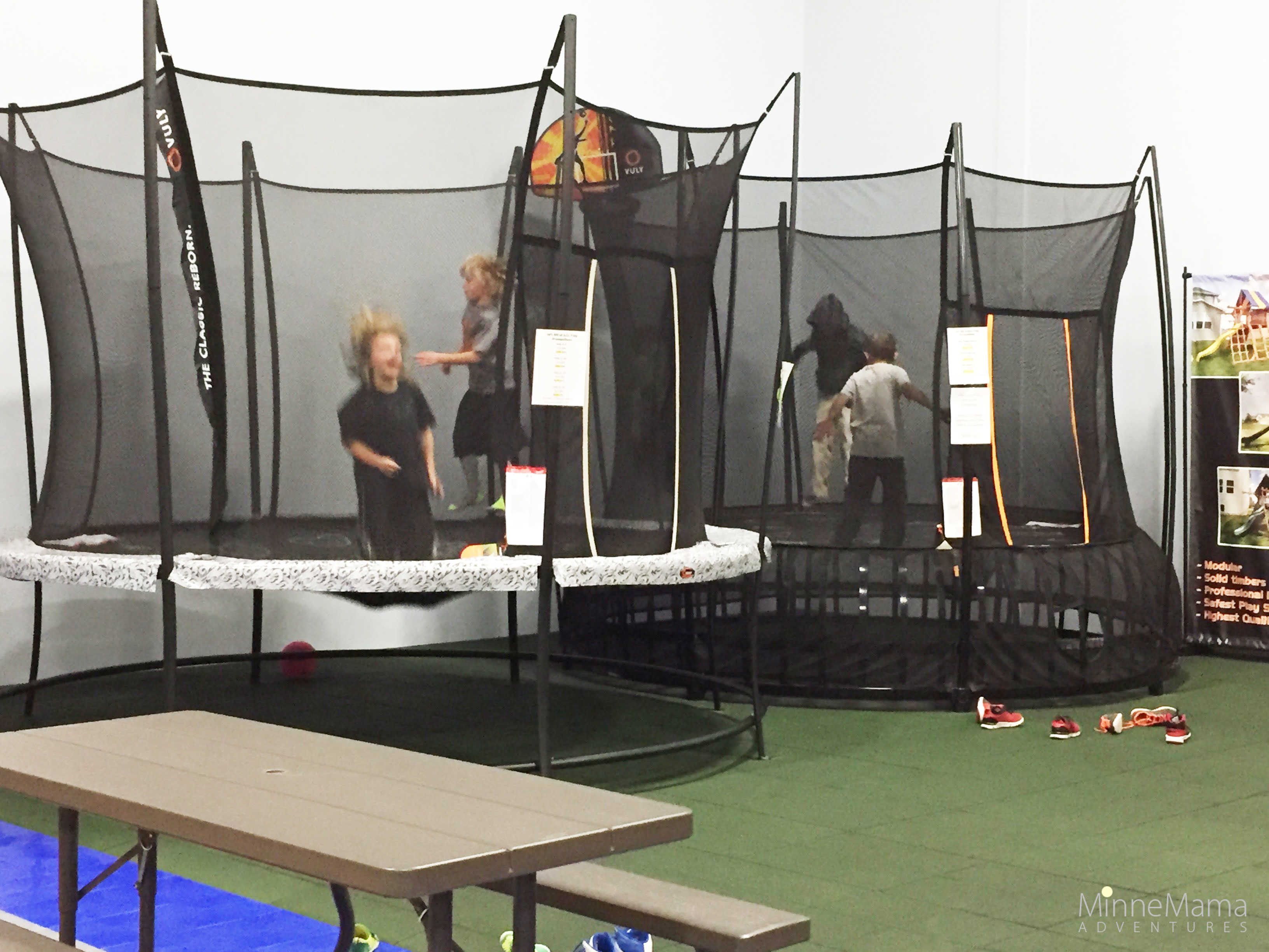Millz House - Basketball, Playsets, Open Gym and more