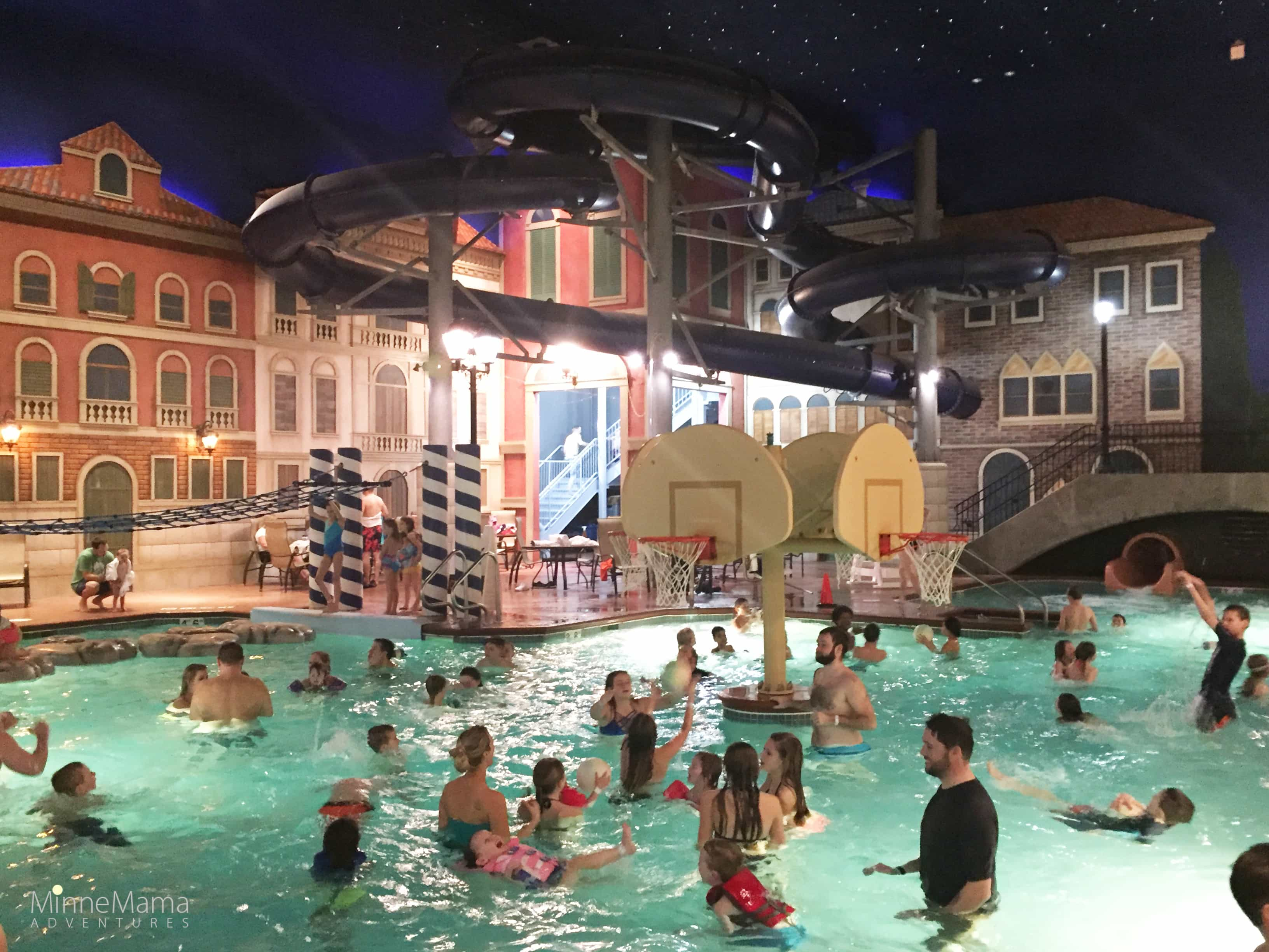 that u0027s amore maple grove u0027s indoor venetian waterpark minnemama