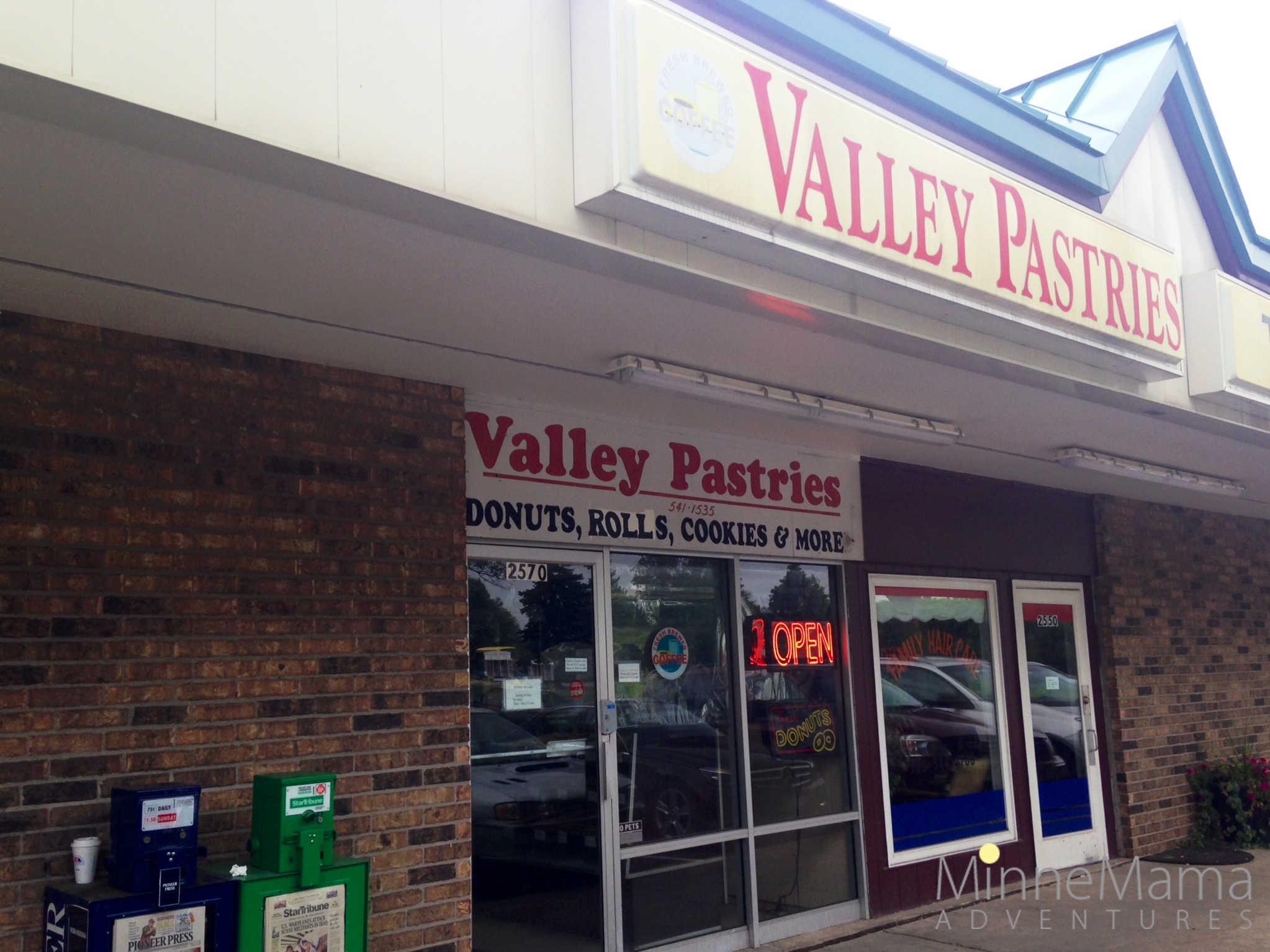valley pastries golden valley