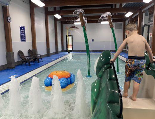 williston splash pad