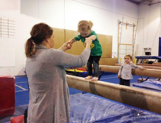 gleasons gymnastics open gym