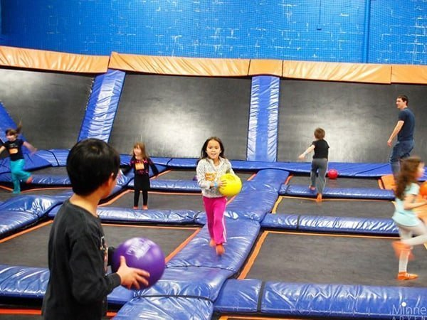 Image result for Let Trampolining Make Your Weekend Fabulous