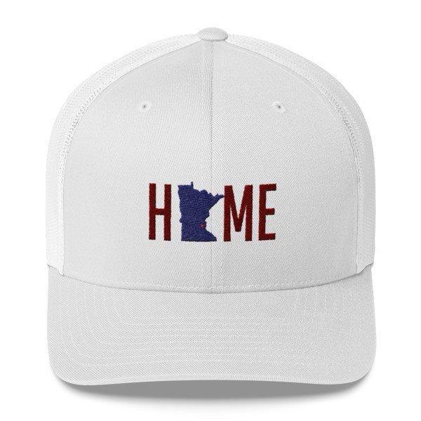 052e3953474 Minnesota Home Trucker Cap - MinneMama Adventures